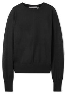 Helmut Lang Cashmere-blend Sweater