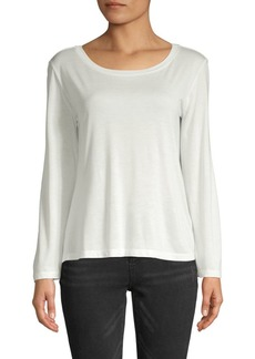 Helmut Lang Casual Long-Sleeve Sweater