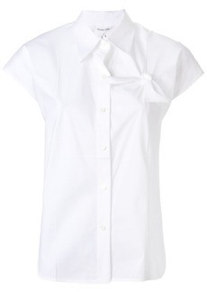 Helmut Lang chest knot shirt