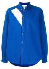 Helmut Lang chest stripe shirt