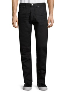 Helmut Lang Classic Buttoned Jeans