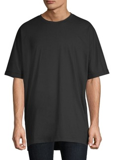 Helmut Lang Classic Cotton Long Tee