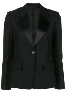 Helmut Lang classic single-breasted blazer