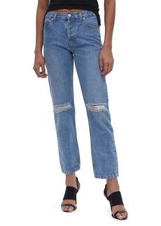 Helmut Lang Classic Straight Leg Jeans