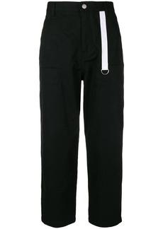 Helmut Lang classic straight-leg trousers