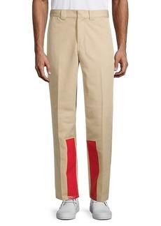 Helmut Lang Colorblock Utility Pants