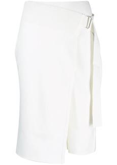 Helmut Lang compact skirt