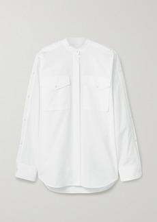 Helmut Lang Cotton-poplin Shirt