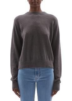 Helmut Lang Crew Alpaca-Blend Sweater