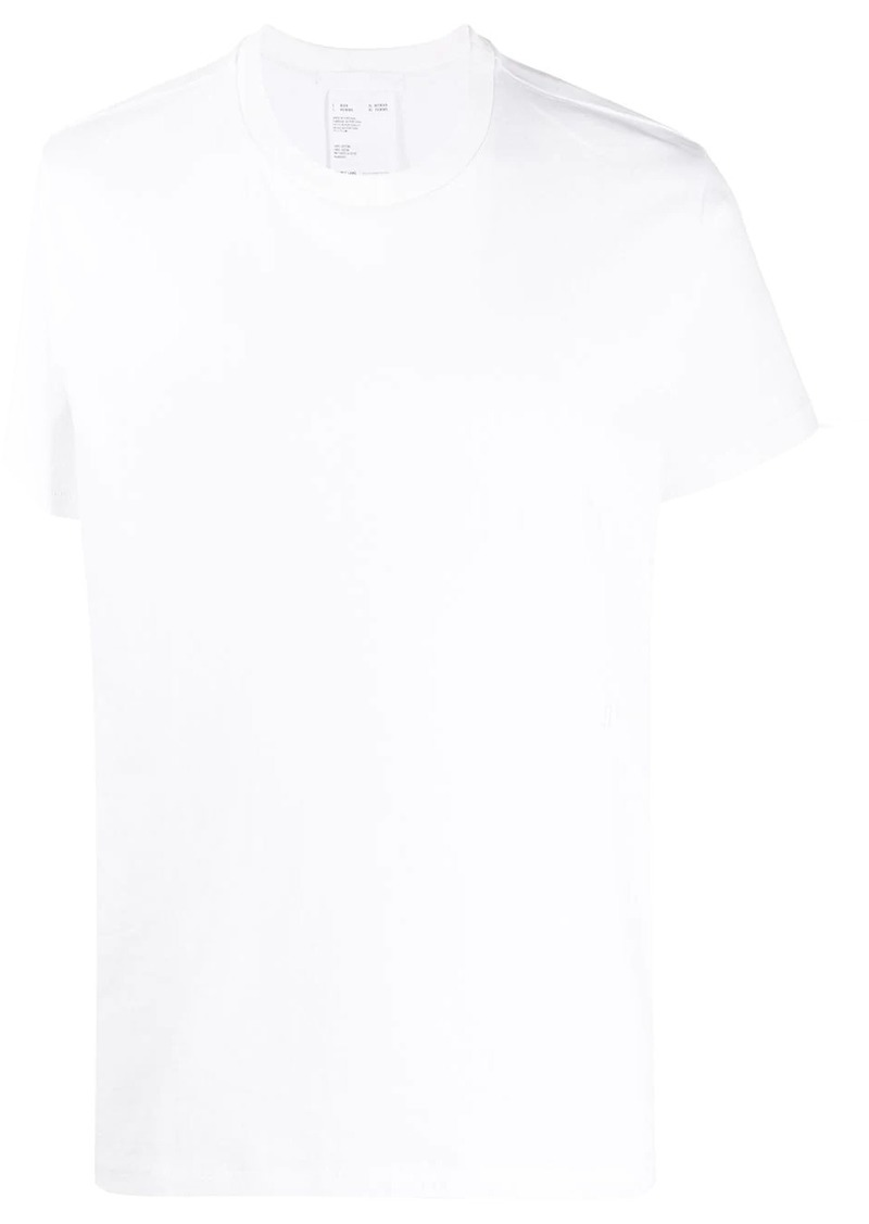 Helmut Lang crew-neck box-cut T-shirt
