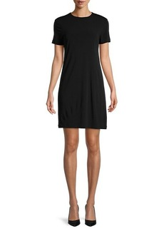 Helmut Lang Crewneck T-Shirt Dress