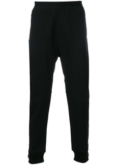Helmut Lang cuffed track trousers