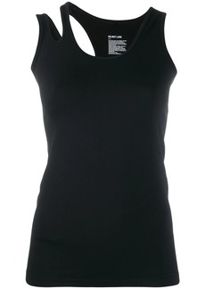 Helmut Lang cut-out strap tank top
