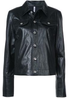 Helmut Lang denim detail jacket