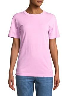 Helmut Lang Distressed Crewneck T-Shirt