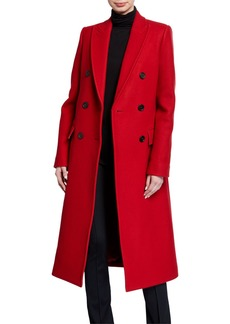 Helmut Lang Double-Breasted Coat