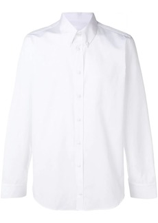 Helmut Lang double breasted shirt