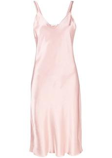 Helmut Lang double strap dress