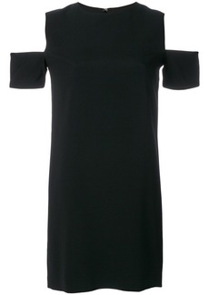 Helmut Lang dress with cutout shoulders