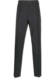 Helmut Lang elastic waist chinos