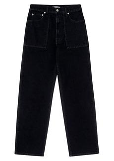 Helmut Lang Factory Wide-Leg Jeans