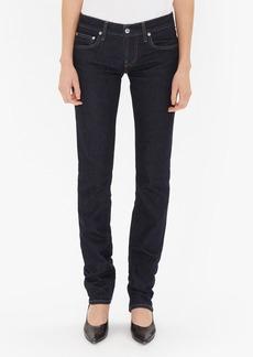 Helmut Lang Femme Low Rise Slim Jeans