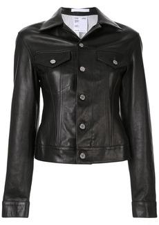 Helmut Lang Femme trucker jacket