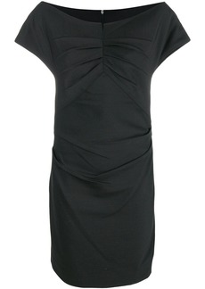 Helmut Lang fitted short dress