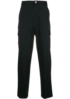 Helmut Lang flap pocket trousers