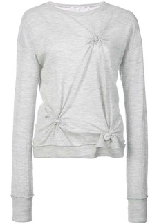 Helmut Lang front design sweater