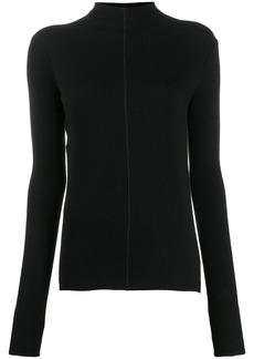 Helmut Lang funnel neck sweater