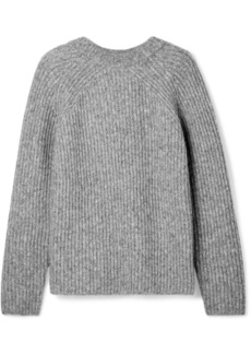 Helmut Lang Ghost Ribbed-knit Sweater