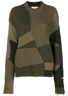 Helmut Lang grunge sweatshirt