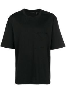 Helmut Lang half sleeve T-shirt