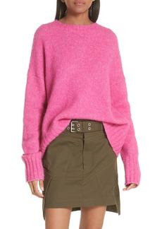 Helmut Lang Wool & Alpaca Blend Sweater