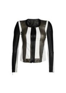 HELMUT LANG - Leather jacket