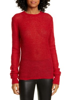 Helmut Lang Air Alpaca Blend Sweater