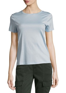 Helmut Lang Back Tie Cotton Tee