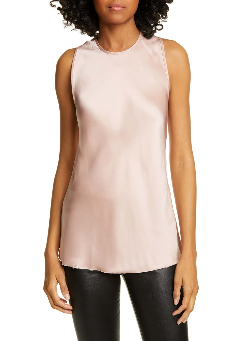 Helmut Lang Back Twist Top