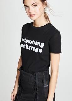 Helmut Lang Backstage T-Shirt