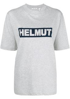 Helmut Lang box logo T-shirt