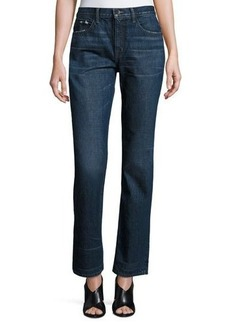 Helmut Lang Boyfriend Faded Denim Jeans