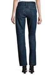 Helmut Lang Boyfriend Faded Denim Jeans