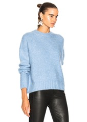 7244a3801cec5e Helmut Lang Brushed Crew Sweater Helmut Lang Brushed Crew Sweater ...