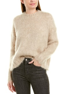 Helmut Lang Brushed Mohair & Wool-Blend Sweater