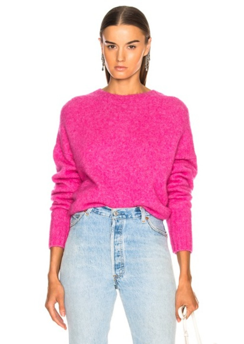 0c71f6fed11057 On Sale today! Helmut Lang Helmut Lang Brushed Wool Crew Sweater