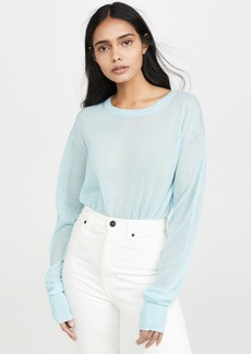 Helmut Lang Cashmere Crew Sweater