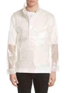 Helmut Lang Clear Pullover Jacket
