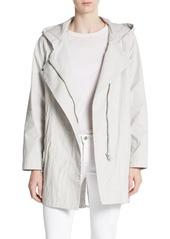 Helmut Lang Coated Stretch-Cotton Jacket