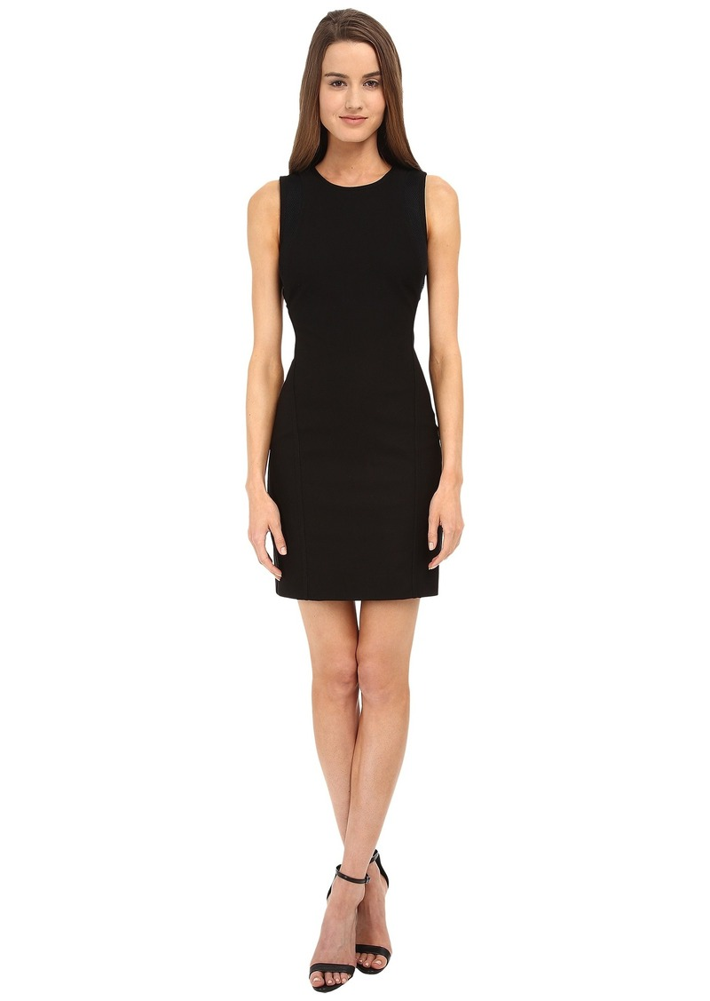 HELMUT LANG Compress Twill Dress